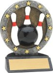 Bowling - All-star Resin Trophy Bowling Awards