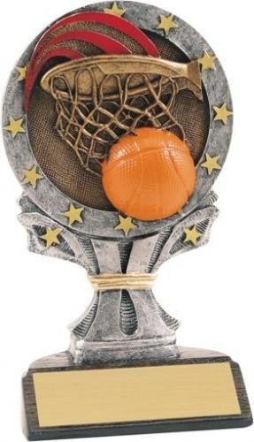 Basketball - All-star Resin Trophy Allstar Resin Trophies